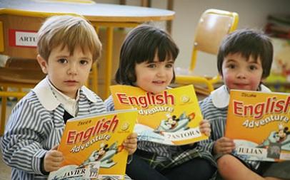 Desarrollo cognitivo infantil en una guardería inglés