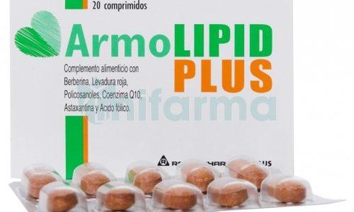 Armolipid plus precio: una pequeña inversión para grandes resultados