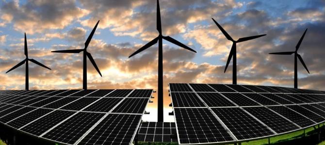 Energías renovables: principales tipos y definición